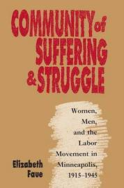 Community of Suffering and Struggle by Elizabeth Faue