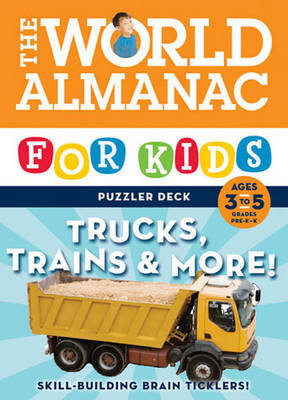World Almanac Puzzler Deck by Chronicle Books image