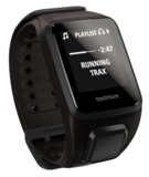 TomTom Spark + Cardio GPS Fitness Watch - Black (Large)
