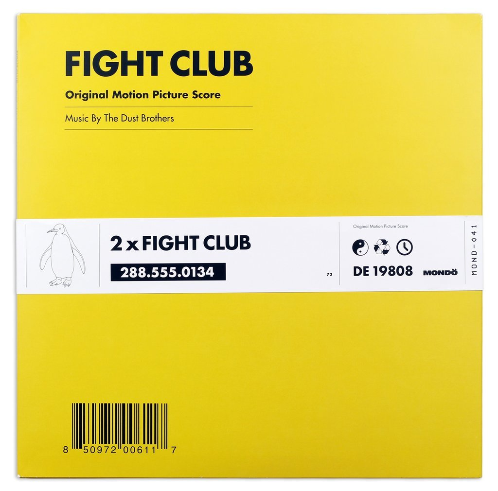 Fight Club (2LP) image