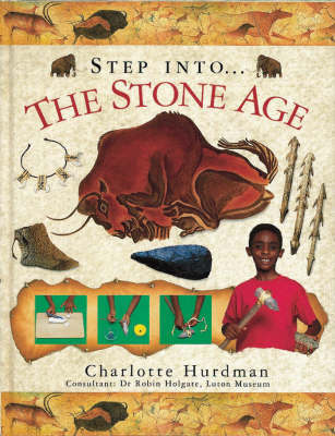 Step into the Stone Age by Charlotte Hurdman image
