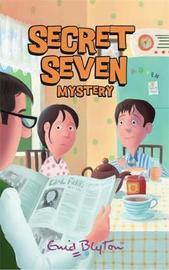 Secret Seven Mystery by Enid Blyton image