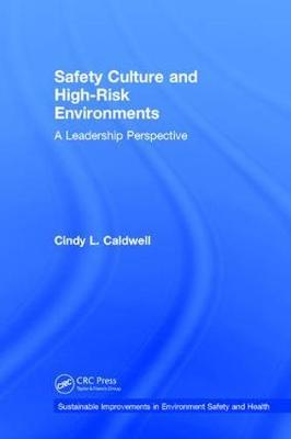 Safety Culture and High-Risk Environments by Cindy L Caldwell image
