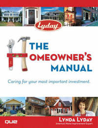The Homeowner's Manual by Lynda Lyday image