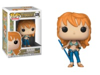 One Piece - Nami Pop! Vinyl Figure image