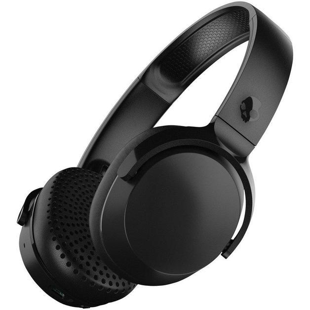 Skullcandy: Riff Wireless On-Ear Headphones - Black