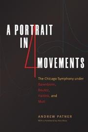 A Portrait in Four Movements by Andrew Patner
