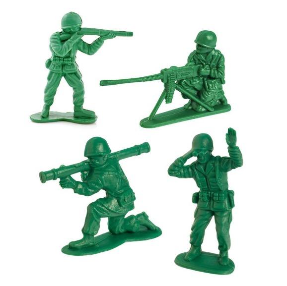 Toysmith: Elite Army Squad - (20-Pack)