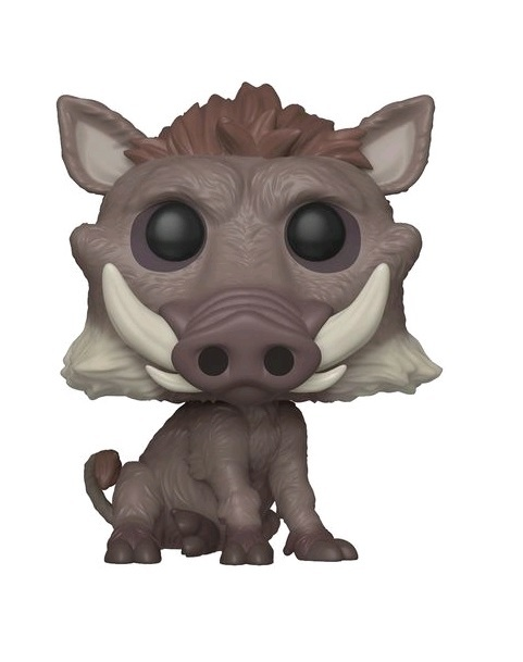The Lion King (2019) - Pumbaa Pop! Vinyl Figure