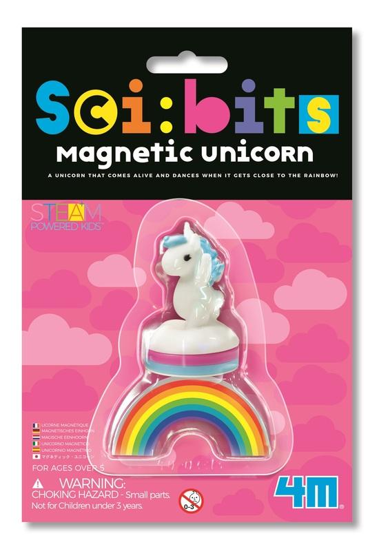 4M: Sci:Bits - Magnetic Unicorn Kit