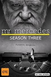 Mr. Mercedes - Season 3 on DVD image