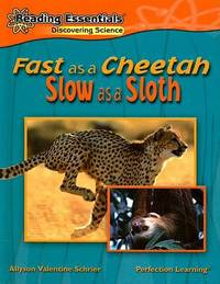 Fast as a Cheetah, Slow as a Sloth by Allyson Valentine Schrier image