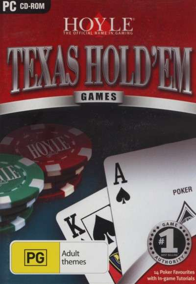 Hoyle Texas Hold'Em for PC Games image