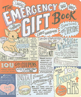 The Emergency Gift Book by Potter Style