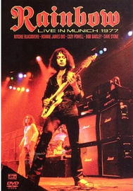 Rainbow - Live in Munich 1977 DVD
