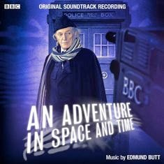 An Adventure In Space And Time by Edmund Butt & The Radiophonic Workshop