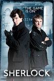 Sherlock & Watson Maxi Poster (195)
