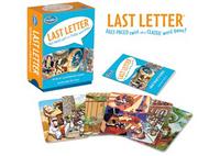 ThinkFun Last Letter Game