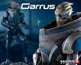 Mass Effect 3 Garrus 1/4 Scale Statue