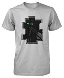Minecraft Enderman Inside Youth T-Shirt (Medium)