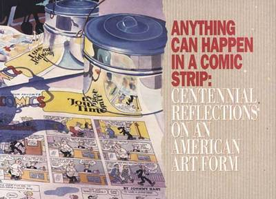 Anything Can Happen in a Comic Strip by M.Thomas Inge image