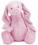 Bashful Bunny - Tulip Pink