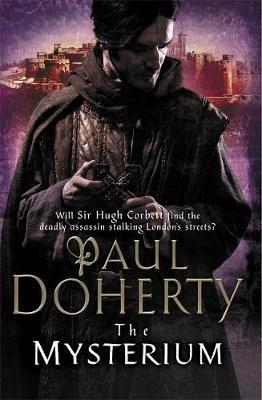 The Mysterium by Paul Doherty image