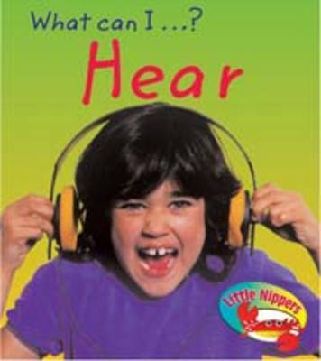 What Can I Hear? by Sue Barraclough