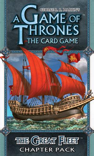 Game of Thrones LCG: Great Fleet - Chapter Pack