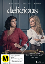 Delicious on DVD
