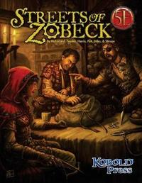 Streets of Zobeck by Chris Harris