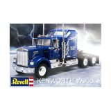 Revell Kenworth W900 Semi Tractor Model Kit