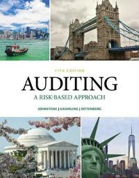 Auditing by Karla Johnstone