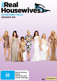 Real Housewives of Beverly Hills - Season Six on DVD