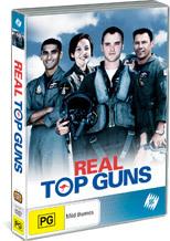 Real Top Guns on DVD