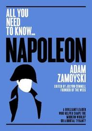 Napoleon by Adam Zamoyski