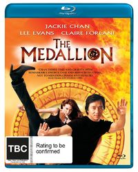 The Medallion on Blu-ray