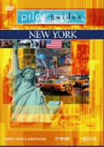 Pilot Guides - New York on DVD