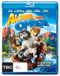 Alpha And Omega on Blu-ray