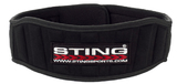 Sting 6 inch Neo Lifting Belt (Small)