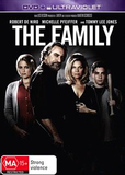 The Family (DVD/UV) DVD
