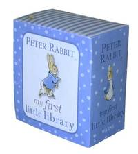 Peter Rabbit My First Little Library Boxed Set by Beatrix Potter