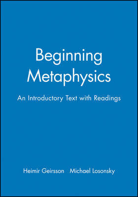Beginning Metaphysics