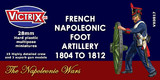 Victrix: French Napoleonic Artillery (1804 to 1812)