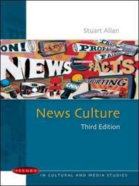 News Culture by Stuart Allan image