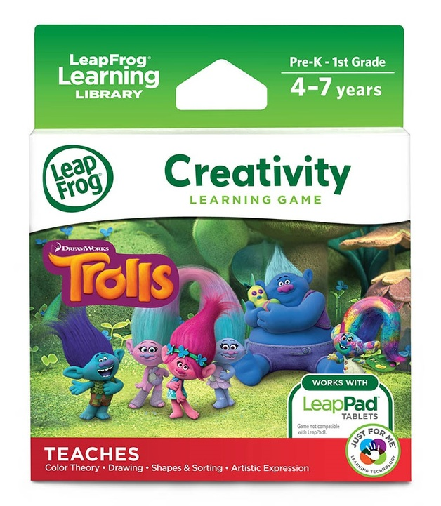 Leapfrog: Leappad Game - Trolls Creativity
