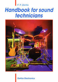 Handbook for Sound Technicians by F.P. Zantis image