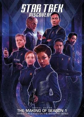 Star Trek Discovery: The Official Companion by Titan Books image