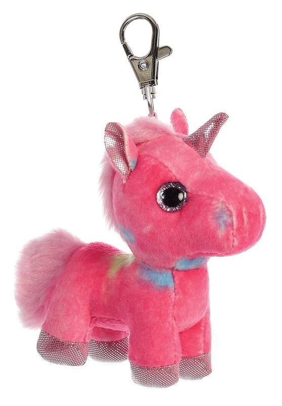Aurora: Sparkle Tales - Rainbow Unicorn Clip-on