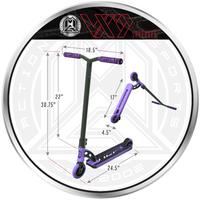 MADD Gear: VX9 Shredder Scooter - Purple image